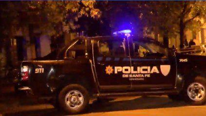 El crimen fue minutos antes de las 19 en la zona de Presidente Quintana y Patagones.