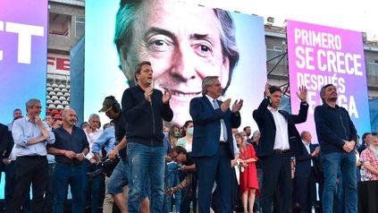 El acto se desarrolló en el estadio de Deportivo Morón.