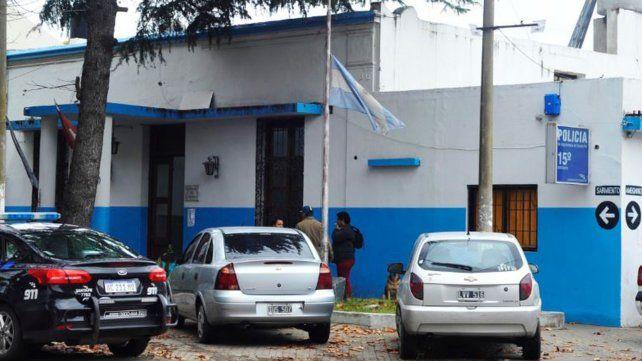 La segunda detención fue realizada por personal de la comisaría 15ª.