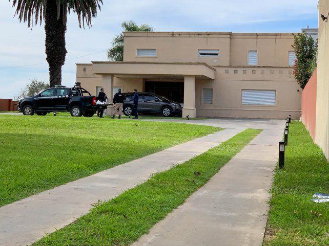 En una casa de La Florida fue detenido el empresario que habría pagado por el crimen de un ex empleado.