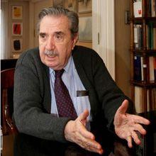 Alfonsín vuelve a la Casa Rosada para inaugurar su propia escultura