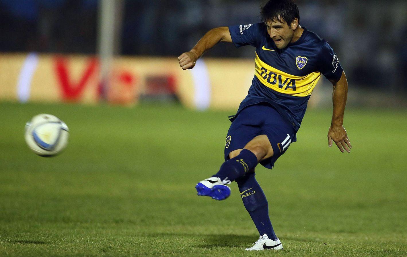 Adentro. El uruguayo Lodeiro estará entre los titulares ante Sarmiento.