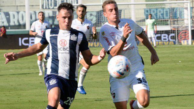 Marcioni jugó 6 partidos en el año y seguiría su carrera en Platense.