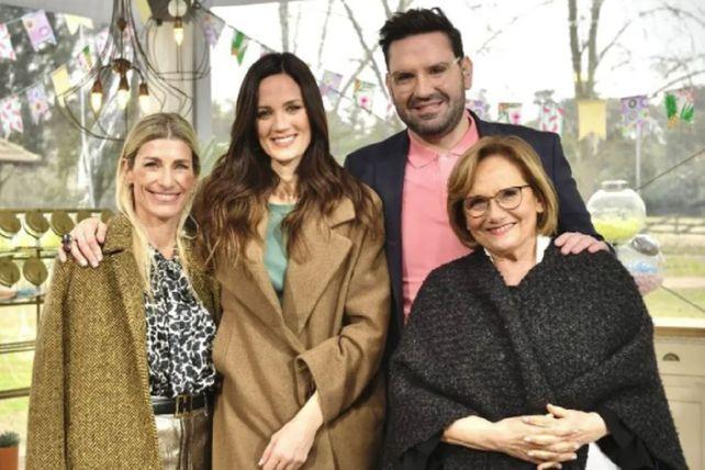 "Dani La Chepi, Paula Chaves, Damián Betular y Dolli Irigoyen serán parte de ""BakeOff Argentina""."