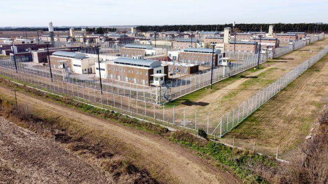 La cárcel N° 11 de Piñero está ubicada a unos 30 kilómetros de Rosario.