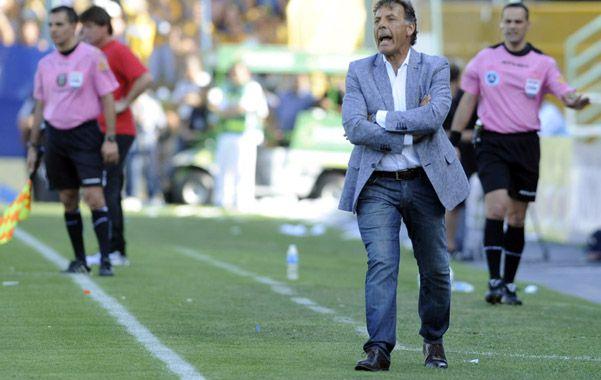 Miguel Angel Russo, el técnico canalla fue el gran ganador