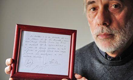 El papel, que aseguró la contratación con Barcelona, descansa en la caja fuerte de un banco