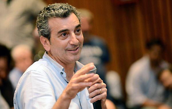 Al ataque. Tras el pedido de disculpas por el exabrupto contra Scioli