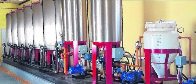 Proceso. En la cooperativa de Monje se produce Biogas y aceite metilado.
