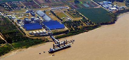 La provincia detectó un alto grado de evasión en terminales portuarias