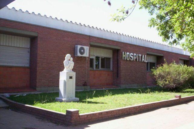 El Hospital Samco de Rufino cuenta con una planta generadora de oxígeno medicnal que fue donada por la sociedad de esa ciudad