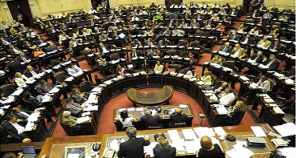 Los diputados nacionales juraron hoy y eligieron a Julián Domínguez como presidente de la Cámara