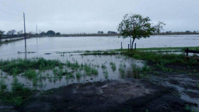 Escena repetidas. En los últimos meses el norte provincial sufre inundaciones