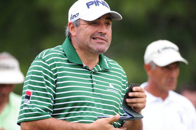 Interpol pone en alerta roja el pedido para detener al golfista Ángel Cabrera