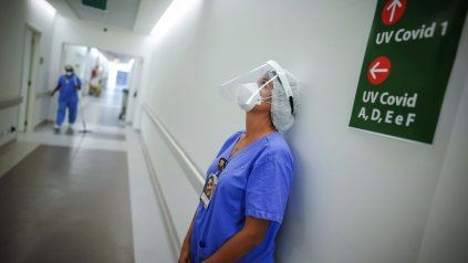 Coronavirus: Argentina superó las 90 mil muertes por coronavirus
