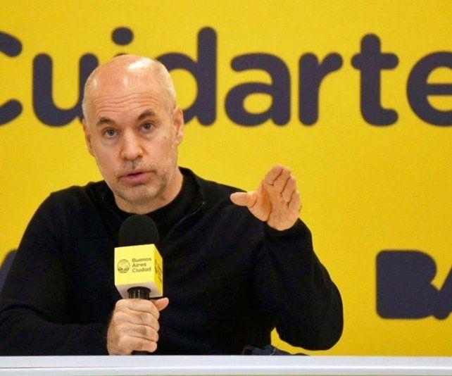 La cúpula de la coalición opositora respaldó al jefe de Gobierno porteño.