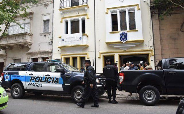 Desplazan a dos efectivos de la Federal que estuvieron con Valdés la noche de la balacera