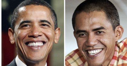 Furor en Indonesia por un doble de Obama