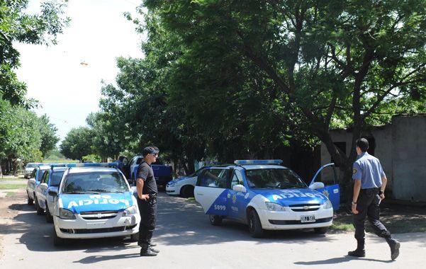 El barrio Santa Lucía fue escenario de hechos fatales. (Foto de archivo)