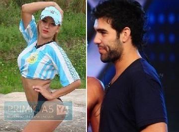 Yanina, la bailarina que le sacó las fotos al Negro Luengo habló para Primiciasya.com