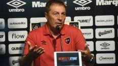 El DT leproso, Frank Kudelka, confía en lograr el primer triunfo del torneo el viernes ante Independiente.