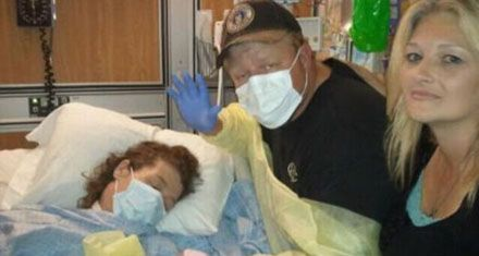 Una embarazada enferma de cáncer eligió morir para salvar a su bebé
