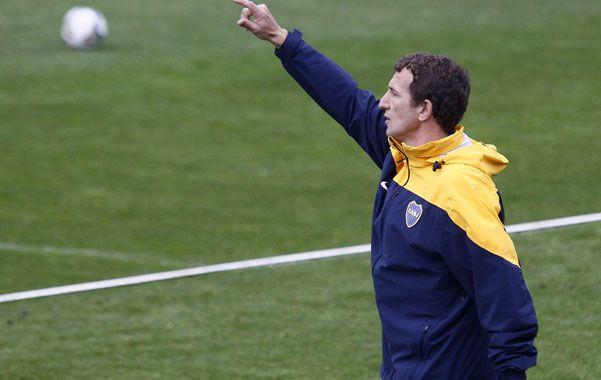 Boca, el rival de la Copa: el Vasco recuperó tres soldados