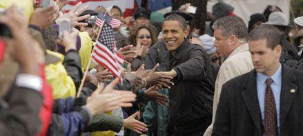 Obama se siente protegido, pero los estadounidenses están intranquilos