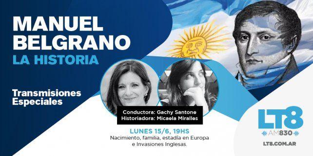 Manuel Belgrano - Micaela Miralles