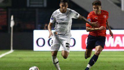 El ganador enfrentará en cuartos de final a Libertad, de Paraguay.l