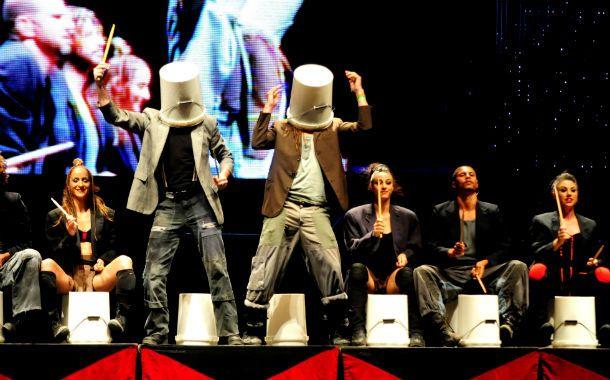 En acción. El grupo surgido en un sótano de Tel Aviv actuará sábado y domingo en el Auditorio Fundación Astengo.