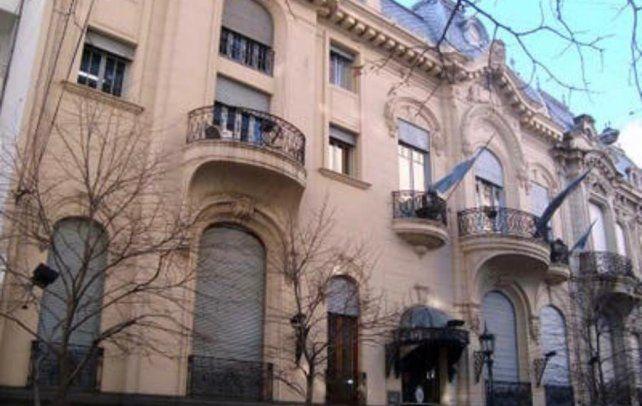 La sede de Federación Gremial