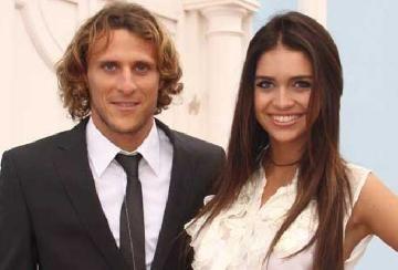 Diego Forlán cambió la cerradura del departamento que compartía con Zaira