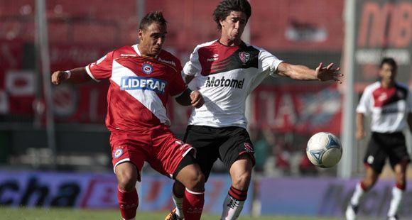 Newells: el Kichu Díaz y Pablo Pérez hicieron fútbol y podrían estar en el equipo del viernes