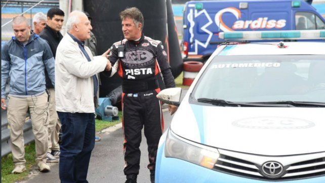 Lifschitz: El autódromo ha quedado muy competitivo