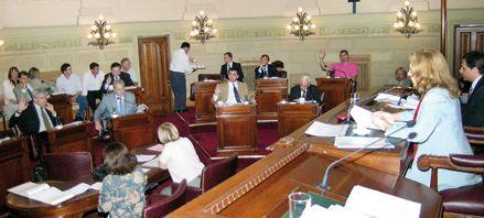 Los senadores del PJ dieron media sanción a cambios en el fondo sojero