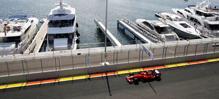 Fórmula Uno: Felipinho Massa estrenó el circuito de Valencia con un triunfo