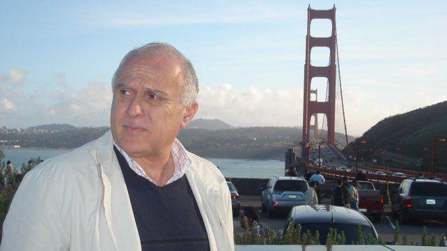 El intendente de Rosario encabezó en enero de 2007 una delegación que viajó a San Francisco y Los Ángeles en EEUU.