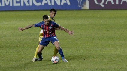 Central pierde con San Lorenzo por un gol en contra de Avila