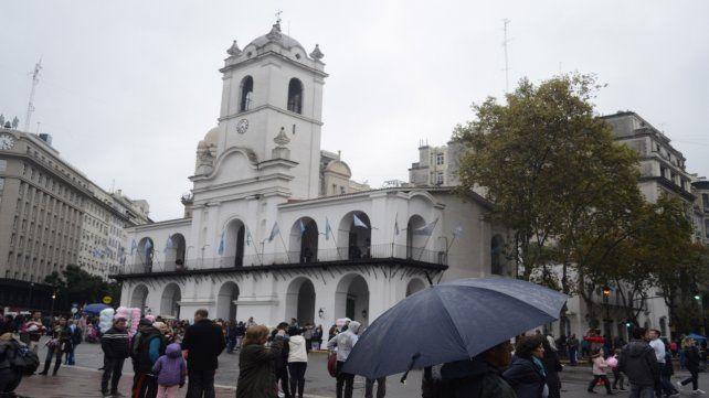 Emblema. El cabildo de Buenos Aires