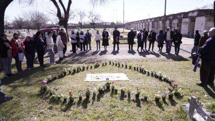 Un grupo interreligioso hizo una ceremonia para alertar sobre el crecimiento de la violencia en barrios periféricos.