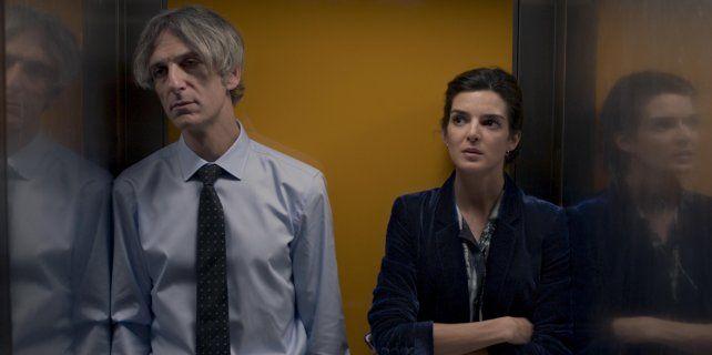 Ernesto Alterio y Clara Lago interpretan al jefe de un gran medio de comunicación y a su discípula.