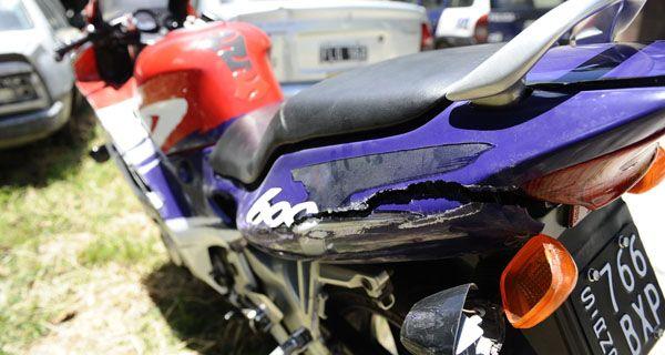 Dos motociclistas fallecidos en el comienzo de los festejos navideños