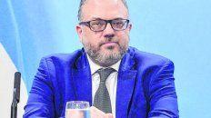 Producción. El ministro de Desarrollo Productivo, Matías Kulfas.