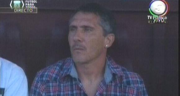 Morosano: Hoy Cagna es el técnico de Newells
