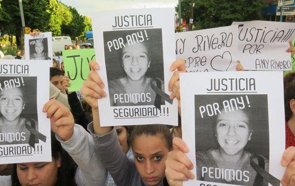Marchas multitudinarias (una en Bermúdez y otra en San Lorenzo) se realizaron para exigir el esclarecimiento del episodio y justicia por Any.