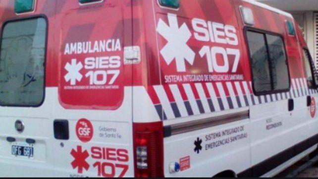 Un moticiclista murió en un siniestro sobre Circunvalación