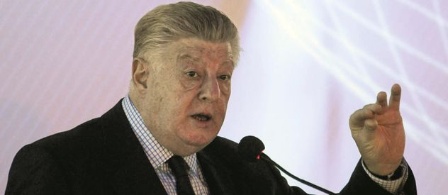 """El economista Miguel Bein estuvo en Rosario para disertar en la conferencia """"Descifrando el futuro"""""""