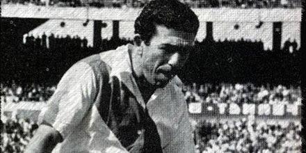 Angel Labruna es también máximo goleador histórico del fútbol argentino