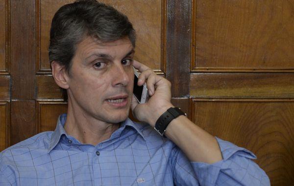 Grandinetti auguró que va a cambiar el signo político del próximo gobierno municipal.